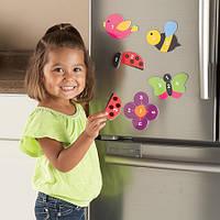 """Магнитные пазлы  для малышей """"Насекомые"""" от Learning Resources"""