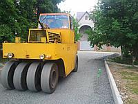 Планирование территории песком, щебнем,гранотсевом Харьков