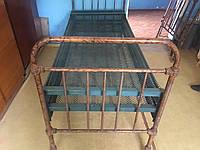 Кровать металлическая 70/190, фото 1