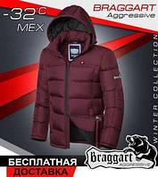 Мужская куртка с мехом зимняя