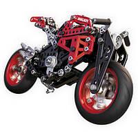 Meccano Конструктор металлический Мотоцикл Build & Play Ducati moto 6027038
