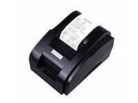 Термопринтер POS чековый принтер MHZ XP-58IIH 58мм