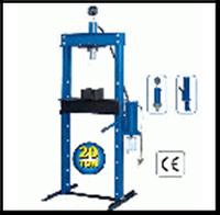 Пресс пневмо гидравлический 20 тонн. вертикальный насос. (п-1002тпг new)