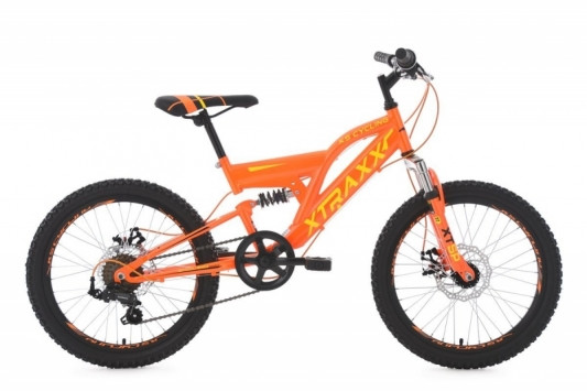 Велосипед KS Cycling Xtraxx 20 Orange