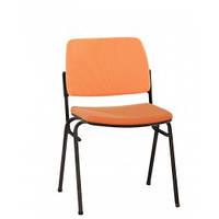 Офисный стул для посетителей Изит ISIT LUX black ZT NS