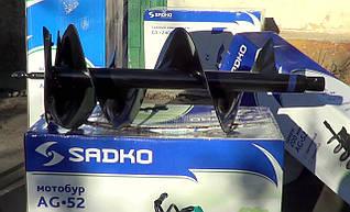 Шнек Sadko на мотобур (250 х 800 мм)