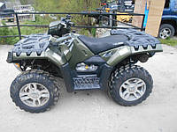 Polaris Sportsman 550XP, фото 1