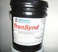 Полностью синтетическая жидкость для автоматических трансмиссий ALLISON  Castrol TranSynd TES-295
