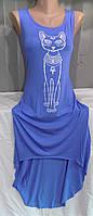 Платье женское кошка спина СП, фото 1