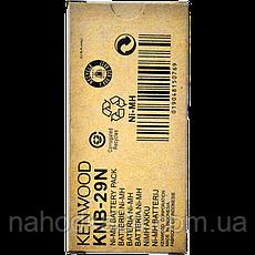 Аккумулятор Kenwood KNB-29N 1800 mAh (для радиостанции Kenwood 2260), фото 2