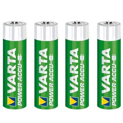 4шт Аккумуляторы в кейсе Varta AA 2300 Ready 2 Use, фото 2