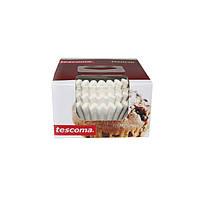 Набор бумажных кондитерских форм белый Tescoma Delicia 630630