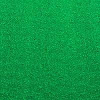 Фоамиран махровый 2 мм, 20x30 см, Китай, ЗЕЛЕНЫЙ