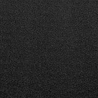 Фоамиран махровый 2 мм, 20x30 см, Китай, ЧЕРНЫЙ