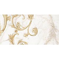 Декор №4 керамический  для стен  Saint Laurent (30*60) белый