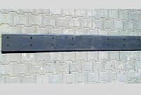 Нож ковша(режущая кромка) KOMATSU ЭКСКАВАТОР-ПОГРУЗЧИК   2440X200X20  42N-833-1J40A