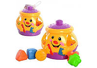 Развивающая игрушка «Горшочек» Сортер  для детей арт. 2317