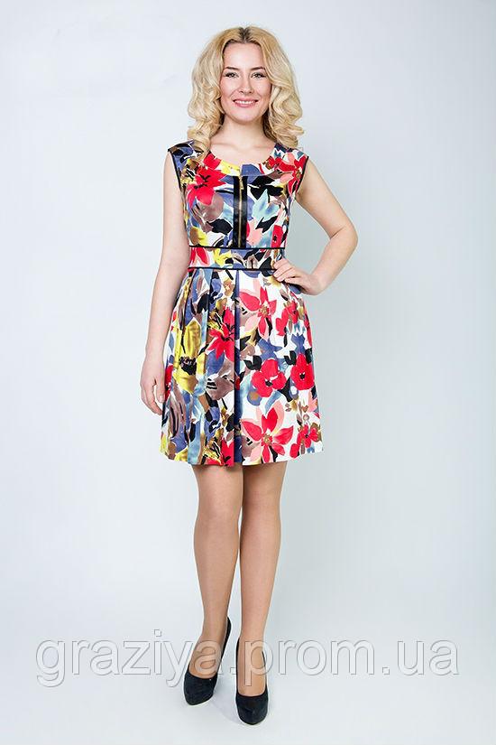 4ca74d5fe5d Купить Женственное летнее платье
