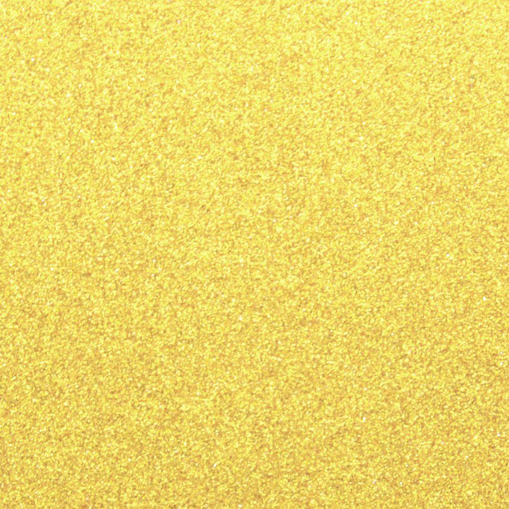 Фоамиран с глиттером 2 мм, 20x30 см, Китай, БЛЕДНО-ЗОЛОТОЙ