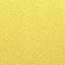Фоамиран з глітером 2 мм, 20x30 см, Китай, БЛІДО-ЗОЛОТИЙ