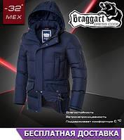 Брендовая куртка с мехом