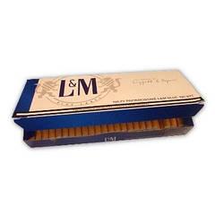 Гильзы для набивки сигарет Lm Blue 100 шт.