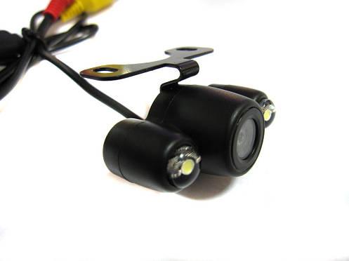 Универсальная камера заднего вида для авто QWY 2D, фото 2