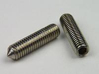 Винт установочный М10 DIN 914 , фото 1