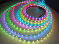 Пиксельная лента AUR-30 LED-RGB-12V Premium, фото 1