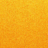 Фоамиран с глиттером 2 мм, 20x30 см, Китай, НАСЫЩЕННЫЙ ЗОЛОТОЙ