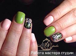Гель-лак Nice for you Professional 8,5 ml №003 - оливковый