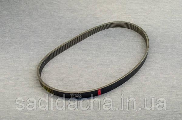 Ручейковый ремень для бетономешалки   5PJ 635
