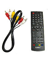 Тюнер DVB-T2 UKC 7810 YouTube с возможностью подключить Wi-Fi, фото 3