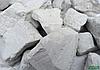 Глина Бело-голубая кусковая, пакет 1 кг