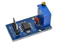 Модуль генератора импульсов на NE555