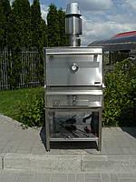 Печь-гриль с аргентинской решеткой BQM-1