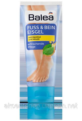 Гель для ног Balea Fuss Bein Eisgel охлаждающий 100мл