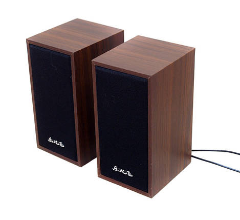 Колонки для ПК компьютера Music-F M-09, фото 2