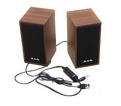 Колонки для ПК компьютера Music-F M-09, фото 3