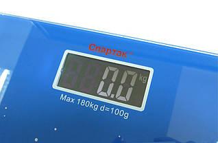Электронные напольные весы Спартак WH-1604 180кг, фото 3