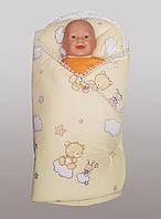 Конверт одеяло с подушечкой