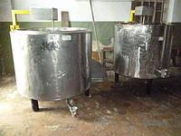 Продам ванны для молока ВДГ-300, ВДП-600, ВН-600, ВДП-1000  для охлаждения и пастеризации молока