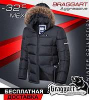 Мужская куртка Braggart c мехом