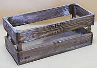 Ящик №5 средний деревянный