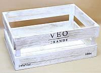 Ящик №6 большой деревянный