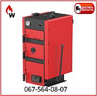 Котел твердотопливный METAL-FACH RED LINE PLUS - 25 кВт (Польша)