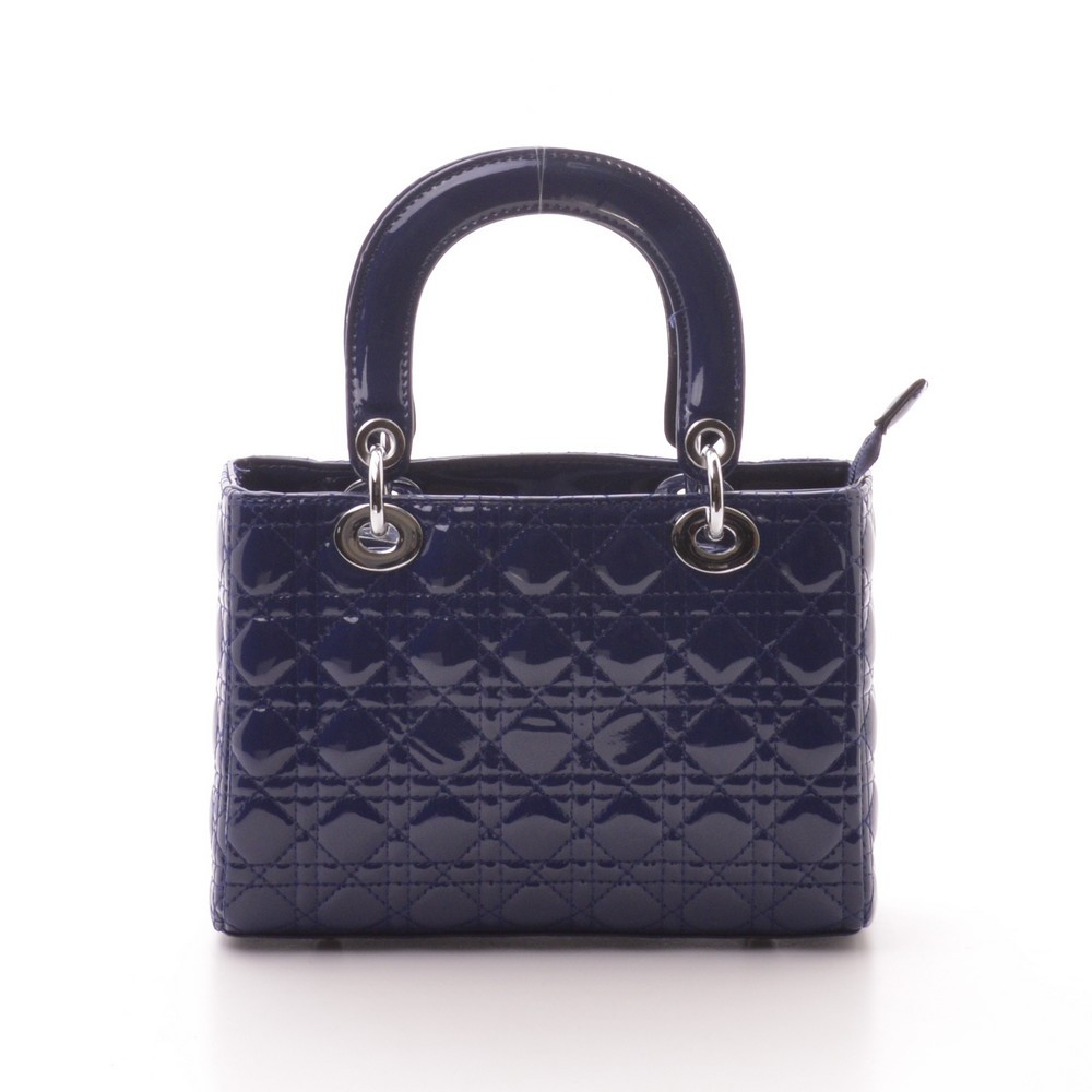 Женская сумка Dior mini синяя