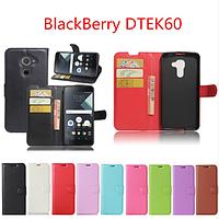 Чехол книжка Lichee для BlackBerry DTEK60 (9 цветов)