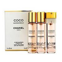 Chanel Coco Mademoiselle  (Edt 20+ 2 запаски)