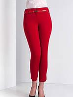 Укороченые женские брюки